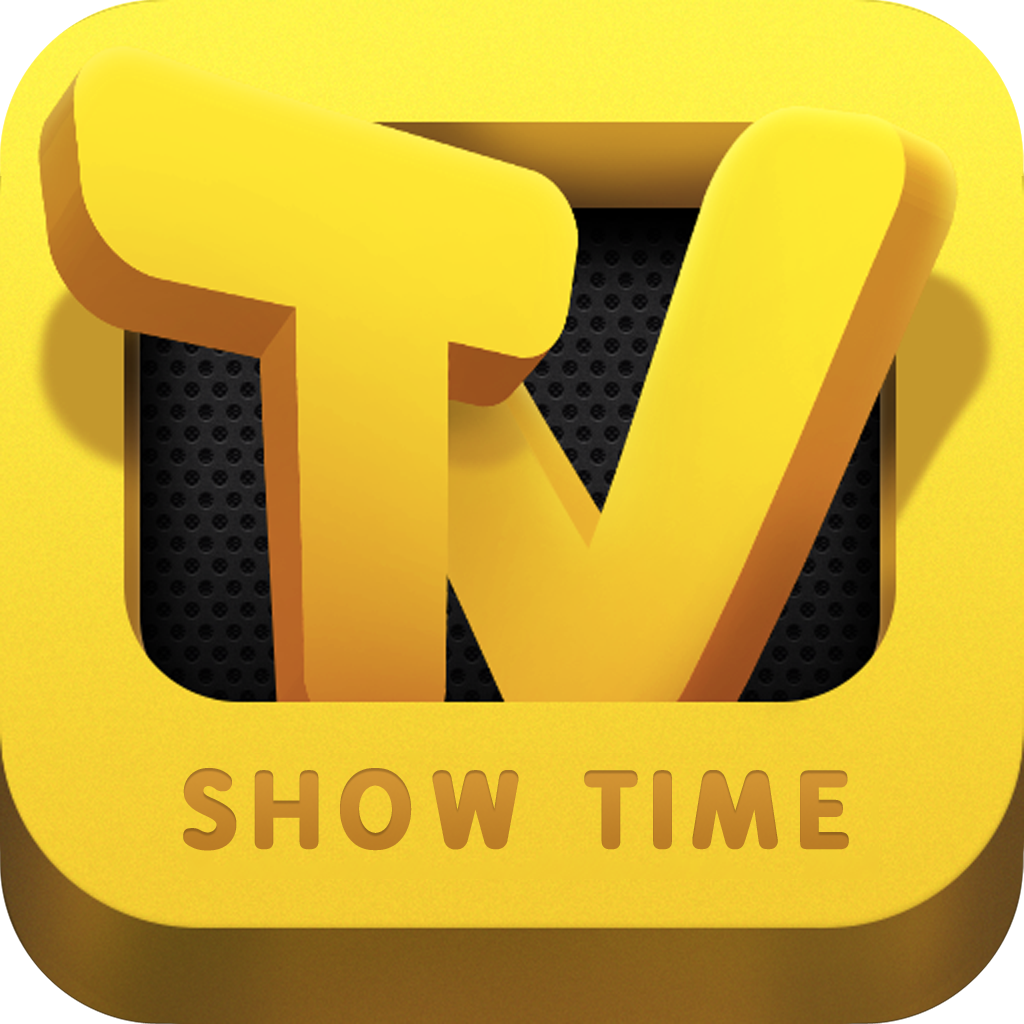 TVShow Time, the app for TV show fans by Toze Labs icon