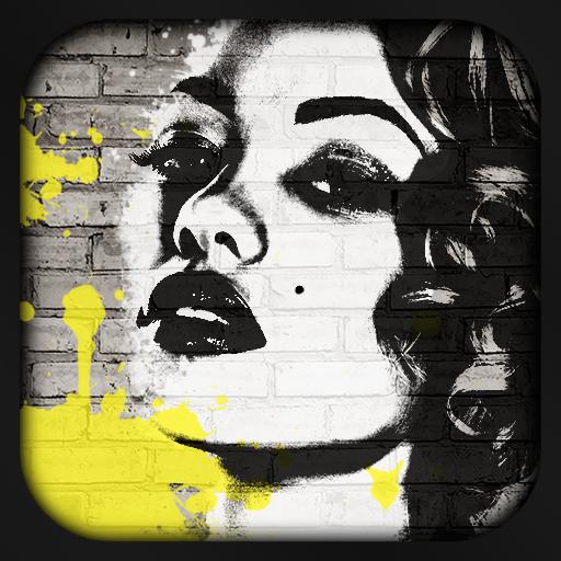 涂鸦相片:Graffiti Me!【图像美化】
